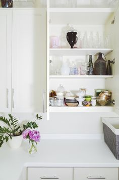 Bring both style and functionality to your laundry room with these smart tips from @camillestyles >> http://blog.hgtv.com/design/2015/06/26/a-laundry-room-with-style-not-just-a-work-space/?soc=pinterest