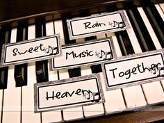 Fun and free music games for a group date night or family fun! Piano Lessons, Music Lessons, Music For Kids, Good Music, Kids Educational Crafts, Music Education Activities, Middle School Music, Music And Movement, Primary Music
