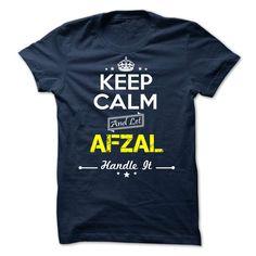 (Tshirt Popular) AFZAL -keep calm Shirts Today Hoodies, Funny Tee Shirts