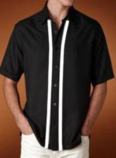 Style 1 Classic Casual Mens shirt