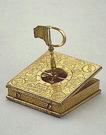 Astronomical  compendium 1550