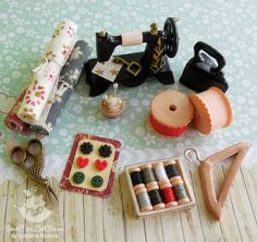 Miniature handmade accessories The price for от SweetMiniDollHouse