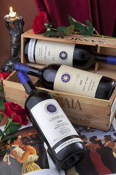 Sassicaia Tenuta San Guido - Italy's best Bordeaux-style red