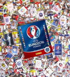 Panini EURO 2016 Star Edition Schweiz - alle Sticker + Album, Stickerpoint