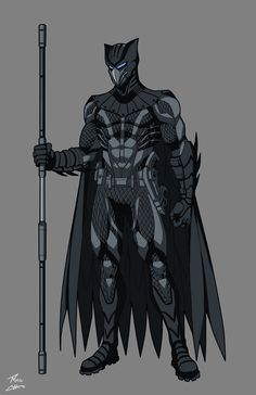 Knight Owl commission by phil-cho on DeviantArt Superhero Characters, Comic Book Characters, Comic Character, Comic Books Art, Fantasy Characters, Character Concept, Comic Art, Batman Kunst, Batman Art