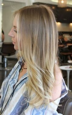 blonde ombre | Pinterest Most Wanted
