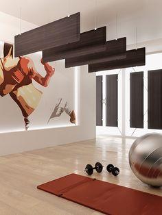 durban participations panneaux acoustiques Loft, Bed, Design, Furniture, Home Decor, Lights, Tejido, Acoustic Panels, Photo Galleries