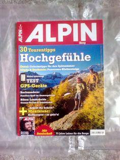 ALPIN!Das Berg Magazin!9/14!MIT SONDERHEFT:   R. Messner!NEU!  | eBay