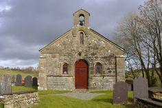 St. Ffinan's, Llanffinan