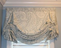 Valances - Top Treatments traditional window treatments