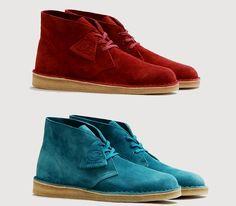 "Concepts x Clarks ""Desert Palmer"" Boots"