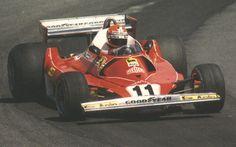 1977 Niki Lauda; Ferrari 312T2