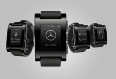 Mercedes-Benz creates watch that connects with your car - Pursuitist