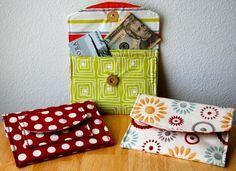 Another idea for scrap fabrics