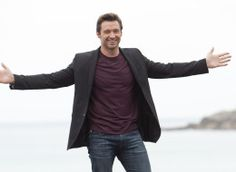 For his 45th birthday Hugh Jackman 'worked' and raised $1.85 million for a cause he cares about. Love when people use their celebrity for good.
