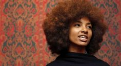 Esperanza Spalding, natural hair