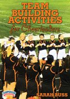 Team Building Activities for Cheerleaders - Team unity and cohesiveness are essential to successful cheerleading team building. In this presentation, Coach Sarah Buss presents 11 team building activities that will help your team develop Cheer Games, Team Bonding Activities, Cheer Stunts, Cheer Dance, Fun Games, Picnic Activities, Cheer Coaches, Cheer Mom, Football Cheer