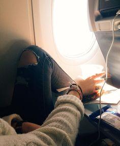 @kamplainnn ❃ travelling photography airport plane