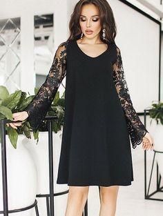 Нарядное изумительное черное платье, фото 1
