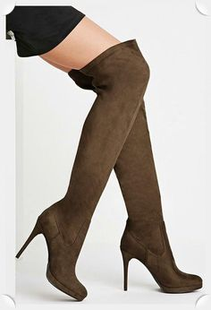 a0d41ea3c34f Stylish over the knee boots for the woman of today.Get this now over the knee  black boots or even over the knee boots suede. Click visit link above for  more ...