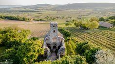 Szentantalfa, Szent Balázs templomrom Hungary, Monument Valley, Vineyard, Buildings, Tower, Nature, Travel, Rook, Naturaleza