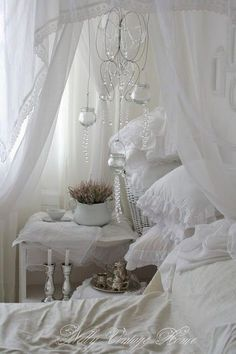 Shabby Chic Decor.