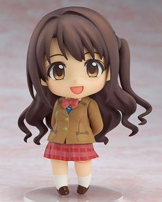 The Idolmaster Cinderella Girls Nendoroid figurine Uzuki Shimamura Good Smile Company