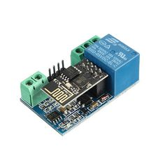 Only US$8.99, buy best Geekcreit® ESP8266 5V WIFI Relay Module Internet Of Things Smart Home Phone APP Remote Control Switch sale online store at wholesale price.US/EU warehouse.
