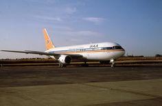 SAA 767 ZS-SRA Protea