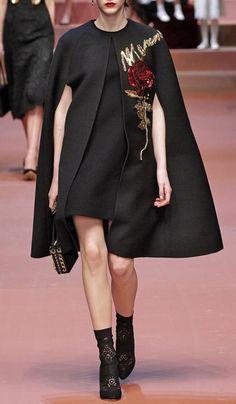 Dolce & Gabbana Trunkshow Look 40 on Moda Operandi