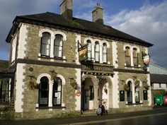 The Old Stag pub - Liskeard Cornwall