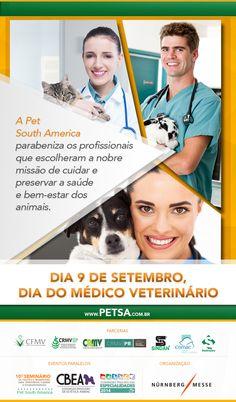 Dia do veterinário - Pet south america - Email mkt