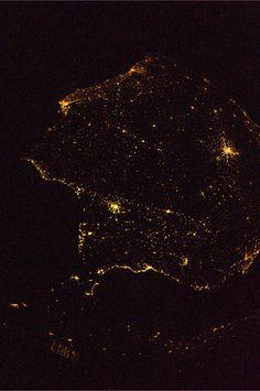 Spain, feb 2011 - European Space Agency (ESA)