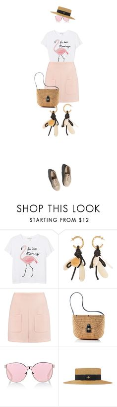 """""""eva 0892"""" by evava-c on Polyvore featuring Monki, Marni, See by Chloé, Mark & Graham, Karen Walker, Gucci and Abercrombie & Fitch"""