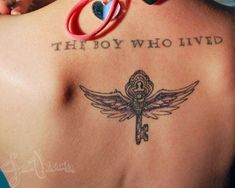 40 Unbelievable Harry Potter Tattoos | So stoked that my unique Harry Potter tattoo quote is NOT on here :)