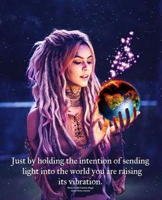 Image about aesthetic in 𝘛𝘰 𝘵𝘩𝘦 𝘸𝘰𝘳𝘭𝘥 𝘣𝘦𝘺𝘰𝘯𝘥👽💫 by 𝐌𝐢𝐥𝐳 ~ 🥴 Spiritual Enlightenment, Spiritual Wisdom, Spiritual Awakening, Spiritual Growth, Third Eye, Love And Light, Dreads, Positive Thoughts, Law Of Attraction