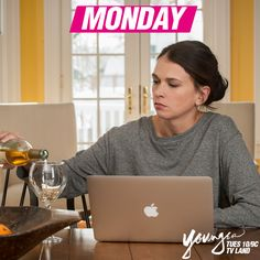 Everyday is a Monday. Click to watch Sutton Foster in Younger on TV Land.
