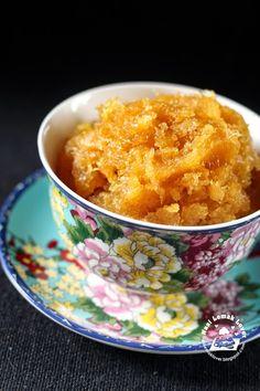 Nasi Lemak Lover: Homemade pineapple jam 自制黄梨酱 ~喜气羊羊 2015