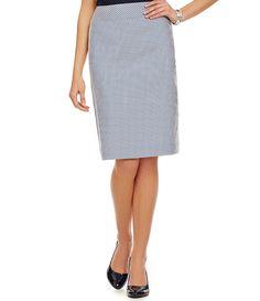 Alex Marie Layla Seersucker Skirt | Dillards.com