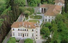 Villa Valmarana, la sua leggenda e la sua storia e gli affreschi dei Tiepolo