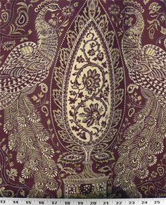 Jewel Tower Plum | Best Fabric Store | Online Drapery and Upholstery Fabric…
