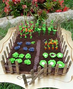 1 million+ Stunning Free Images to Use Anywhere Vegetable Garden Cake, Carnival Crafts, Childrens Rugs, Garden Cakes, Free To Use Images, Gnome Garden, Farm Gardens, Garden Projects, Garden Inspiration