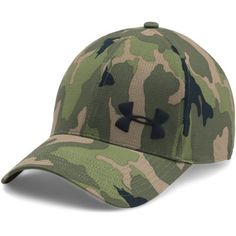 b2fd43b512c Under Armour Men s ArmourVent Training Cap - view number 1 Under Armour  Outfits