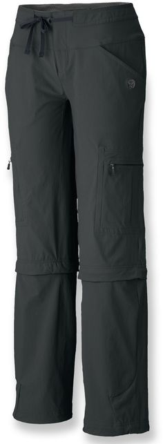 Another cute pair of convertible pants...Mountain Hardwear