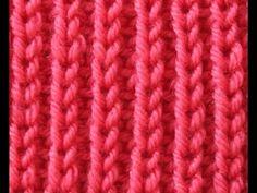 Knit Elastic stitch