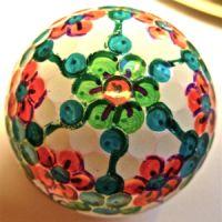 The Oriental Rug of Golf Balls