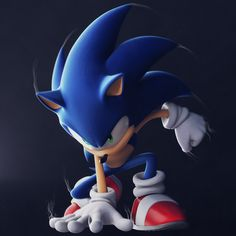 Sonic the Hegdehog Sonic The Hedgehog, Hedgehog Movie, Hedgehog Art, Shadow The Hedgehog, Sonic Underground, Sonic Dash, Sonic Unleashed, Sonic Mania, Sonic Franchise