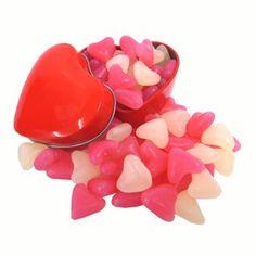 Jelly Beans Hjerter 3 kg 299 kr