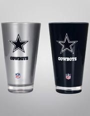Set de Vasos NFL Dallas Cowboys