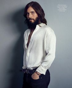 JARED LETO  (for ICON EL Pais Spain)